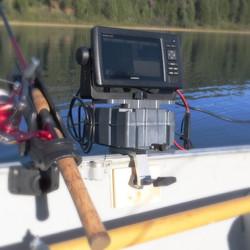 10AH 7.5 Magnetic Boat Mount kit