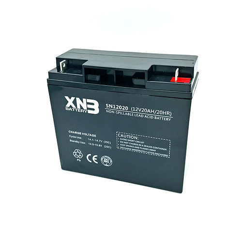 20ah 12 volt Rechargeable Battery