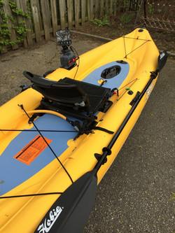 Hobie Mirage Inflatable kayak