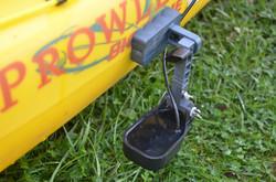 Prowler Kayak magnetic transducer