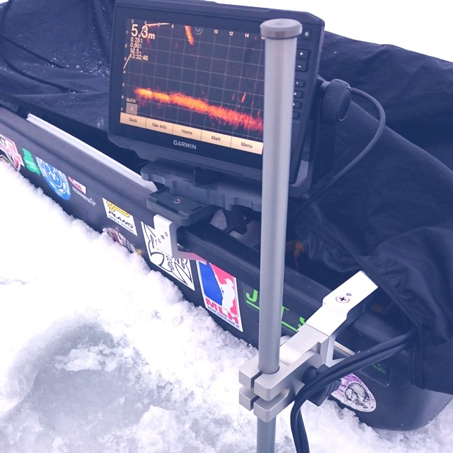 Ice Fishing with Garmin Livescope