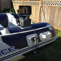 Hydro Force boat Fish Finder Mounts