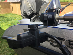 Lowrance Active Target Mount
