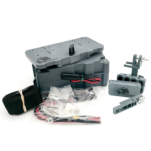 10ah 7.5 Strap-on Control head w/15mm Mag. Mount