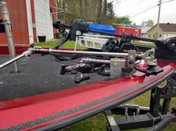 Gen3 Livesonar Pole & Beam Mounting kit