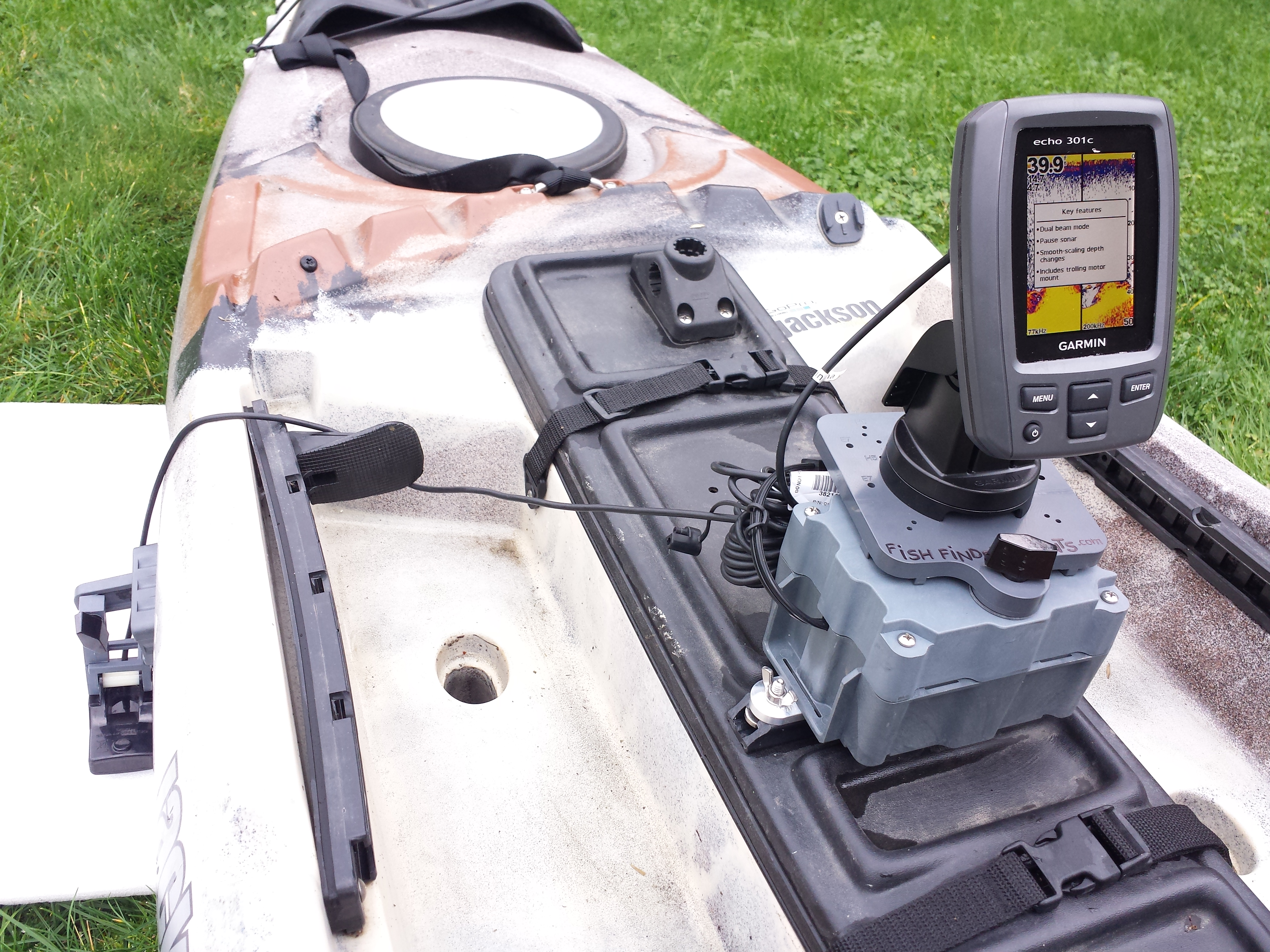 Fish Finders for kayaks
