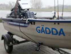 Fish Finder Mounts - Fiberglass boat