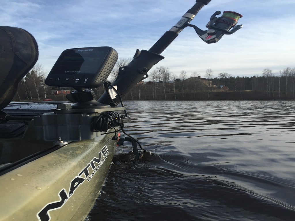 Native Kayak and Fish Finder Mounts