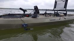 Garmin Striker 4dv for kayak