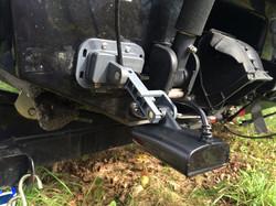 Magnetic Bolt-on transducer mount