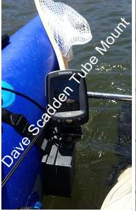Dave Scadden Fish Finder Mounts .com