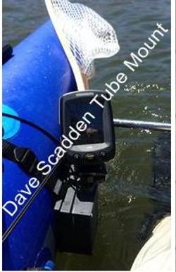 Dave Scadden Fish Finder Mounts .com