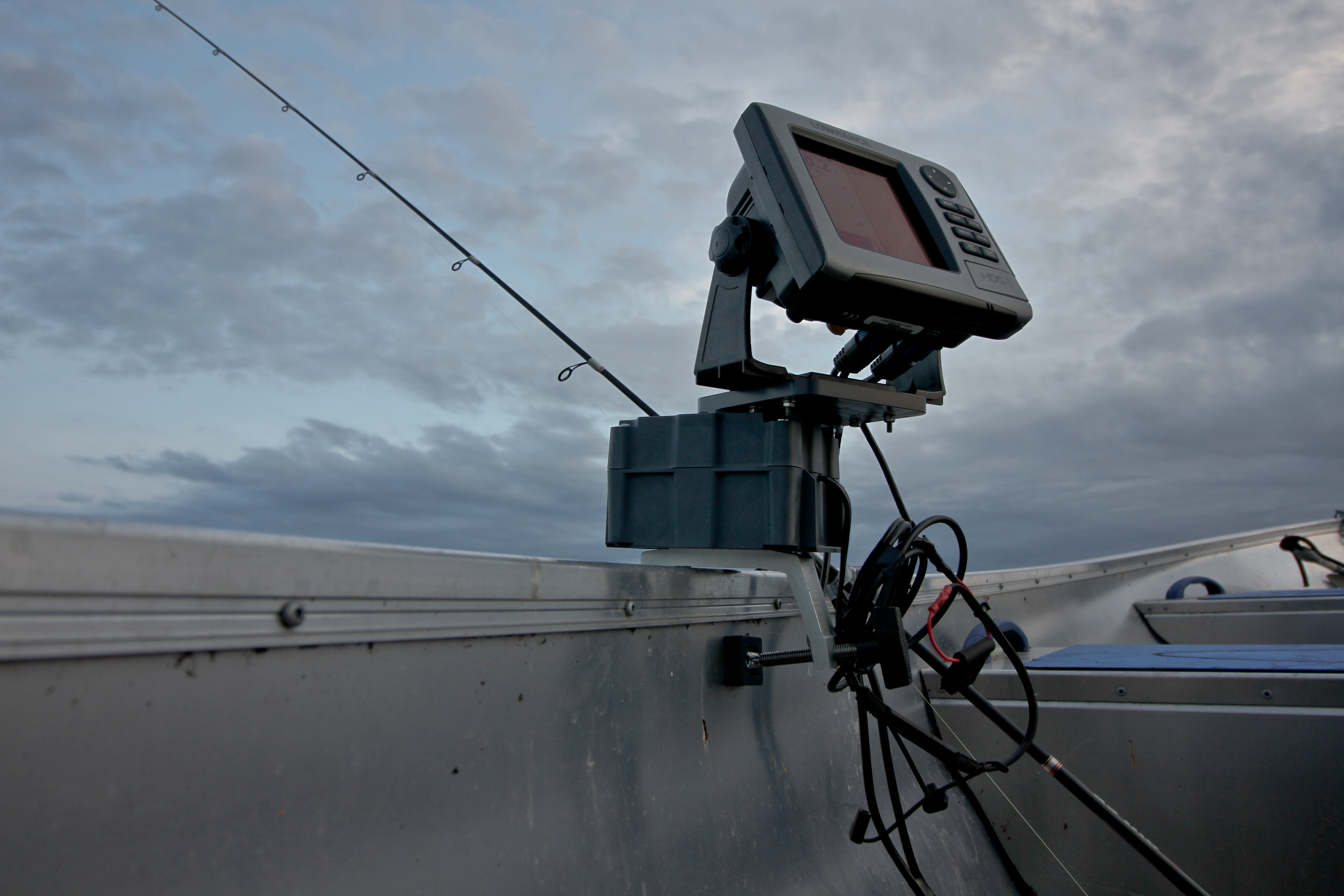 Fish Finder Mounts in Sweden