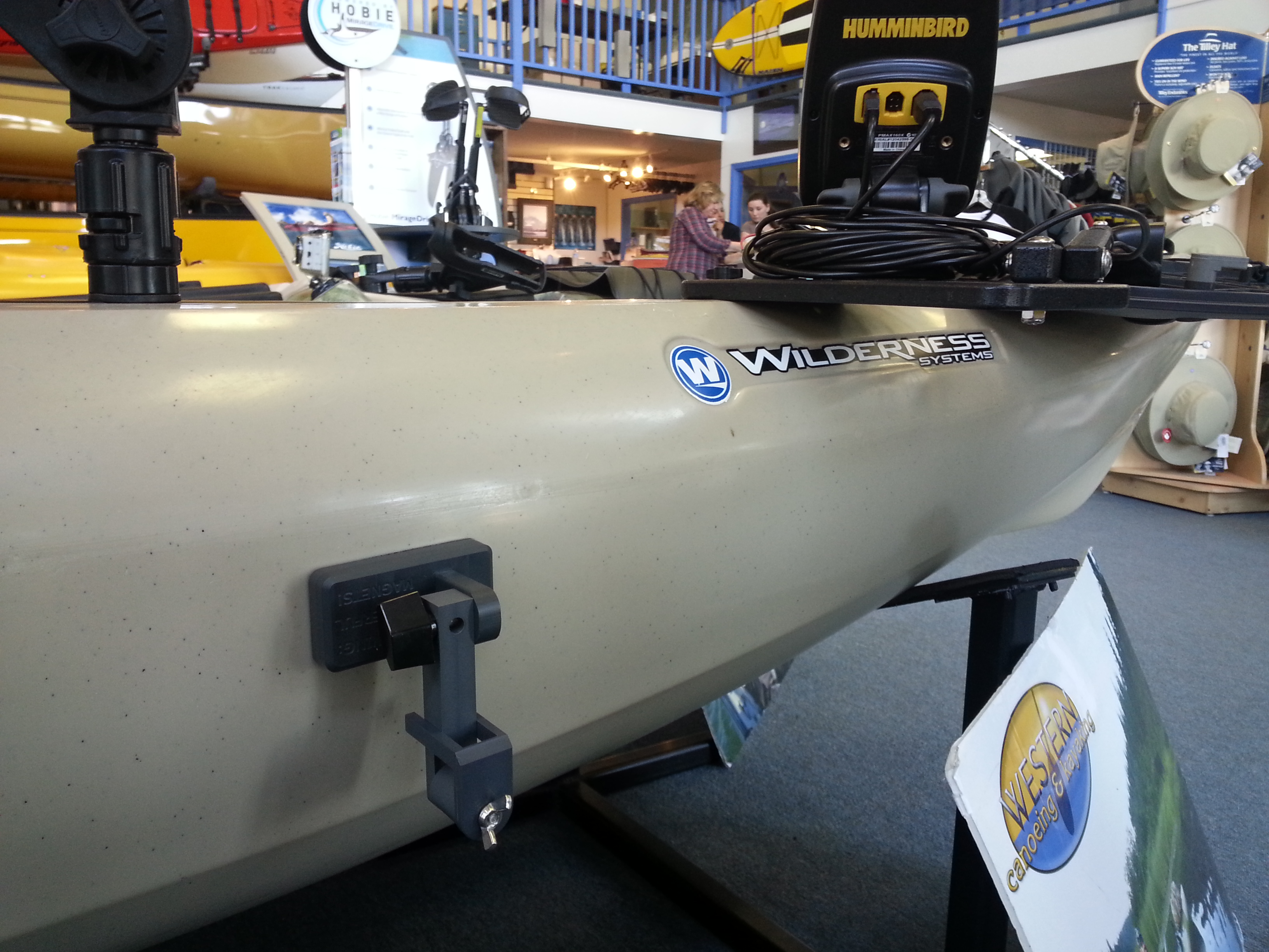 Wilderness Systems Ride Kayak