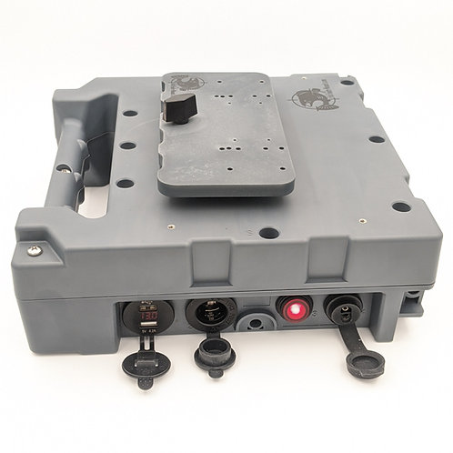 20ah Portable Power Center Mount