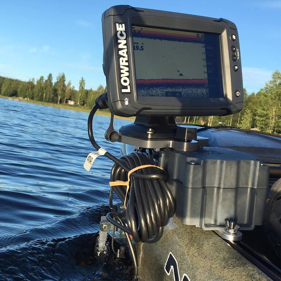 Kayak Fish Finder Mounts