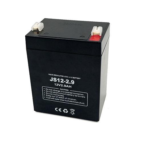 2.9ah 12 volt Replacement Battery