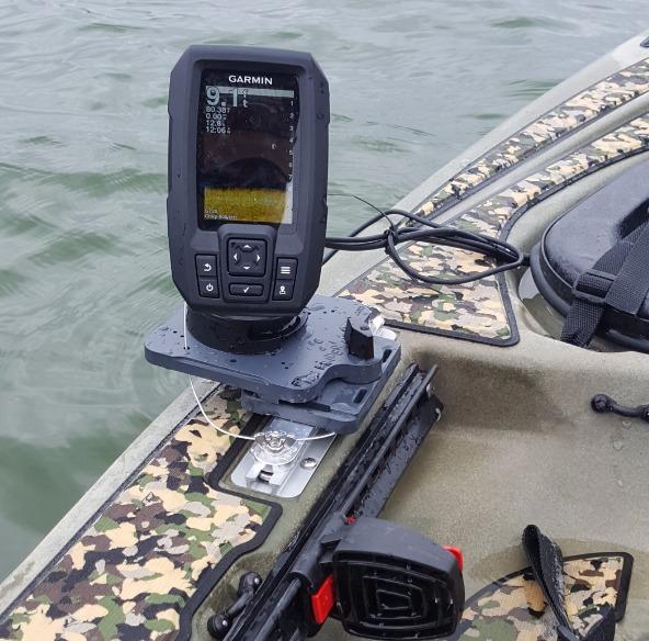 Diablo Predator kayak fish finder