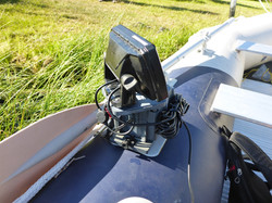 Fish Finder Mount - inflatable boats