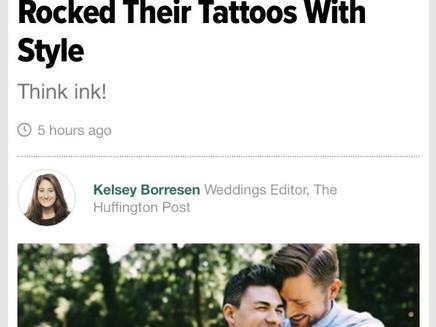 Featured on HuffPost Weddings!