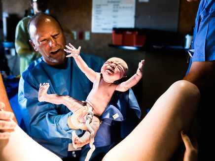 Birth of Baby R.