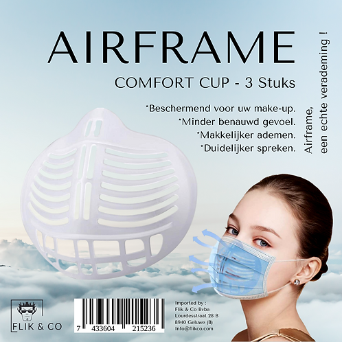 Comfort Cup airframe 12 stuks