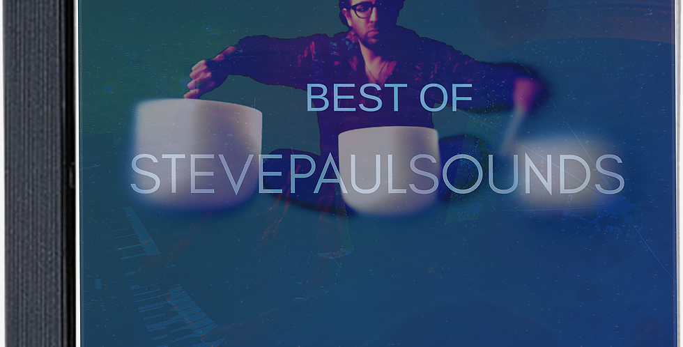 Customizable CD - Best of Steve Paul Originals and Collaborations