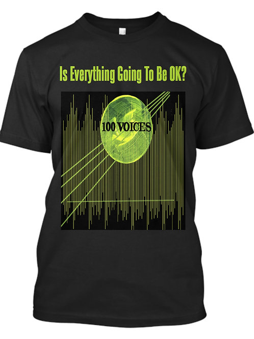 100 Voices T-shirt
