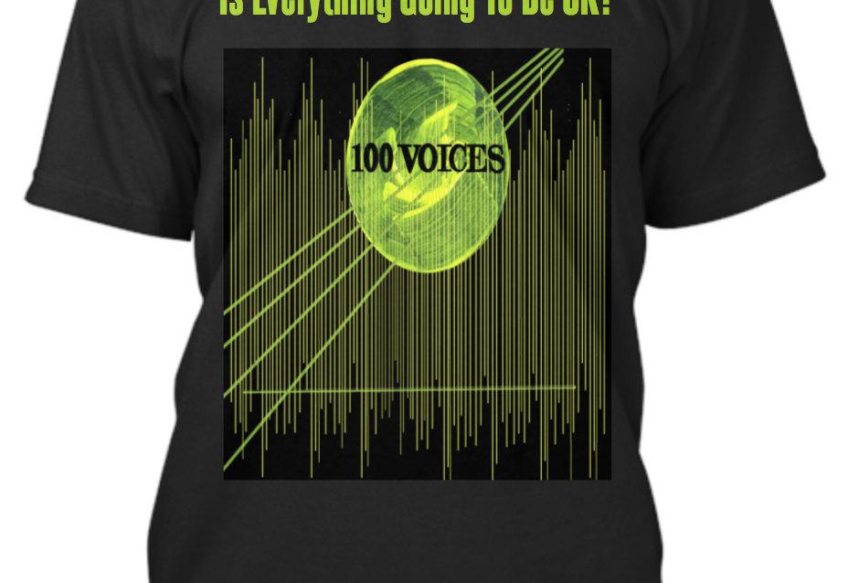 100 Voices T-shirt
