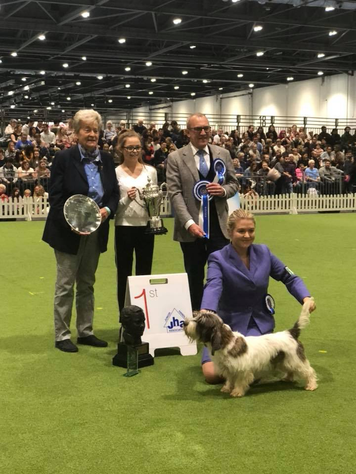 2018 Junior Handler of the year