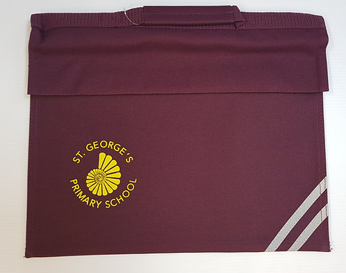 St Georges Primary School Book Bag