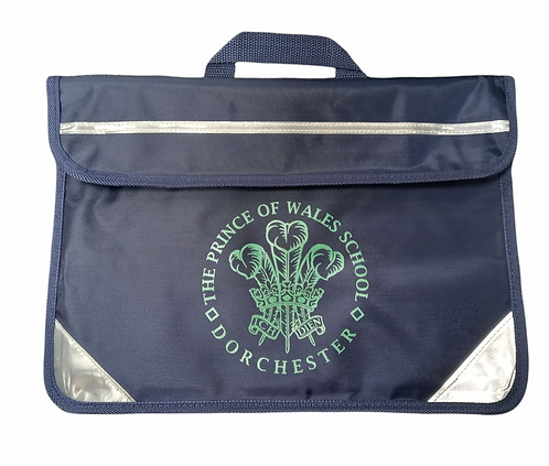 The Prince of Wales School Book Bag