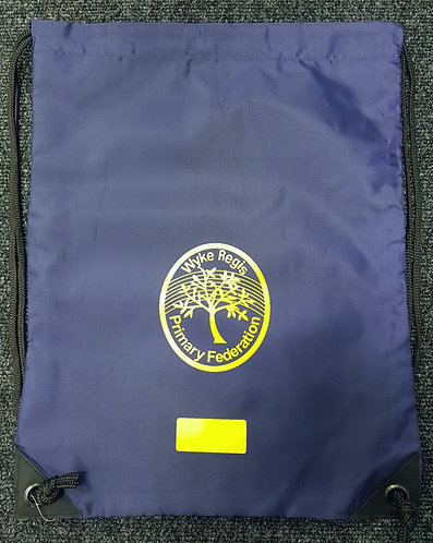 Wyke Regis Primary PE Bag