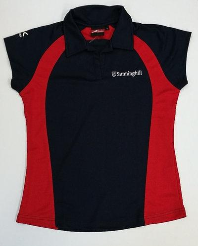 Sunninghill School Year 7-8 Girls Match Polo Shirt