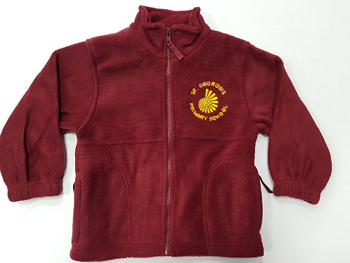 St Georges Primary School Fleece