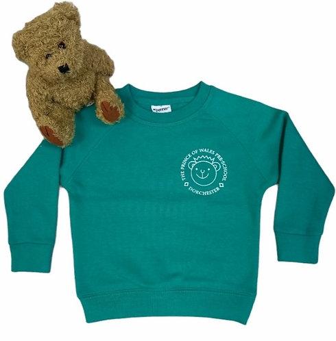 The Prince of Wales Pre-School Sweatshirt