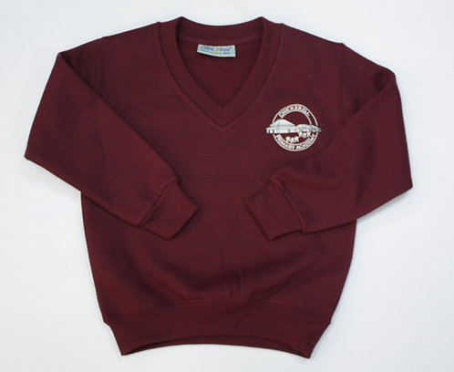 Chickerell Primary Academy V-Neck Sweatshirt