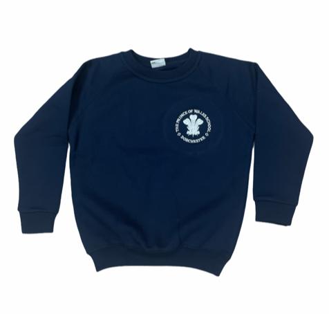 The Prince of Wales School Sweatshirt (Final Year)