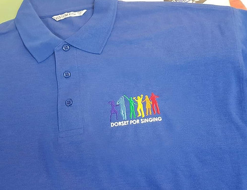 Ladies Dorset For Singing Polo Shirt