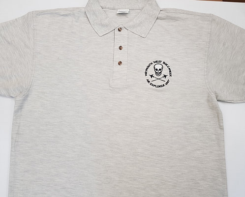 Weymouth West Air Scouts Buccaneer Adult Polo Shirt