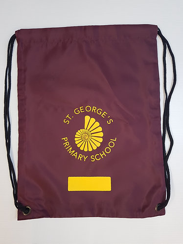 St Georges Primary School PE Bag