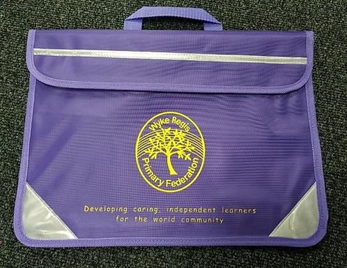 Wyke Regis Primary Book Bag