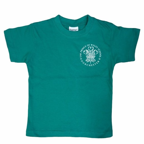 The Prince of Wales School PE T-Shirt