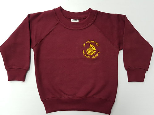 St Georges Primary School Sweatshirt