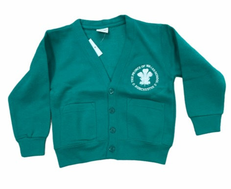 The Prince of Wales School Cardigan