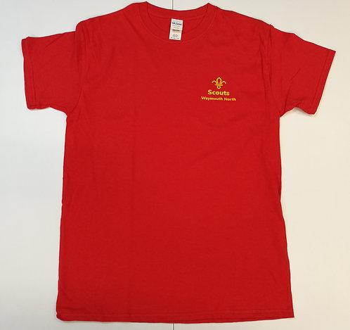 Weymouth North Scouts T-Shirt