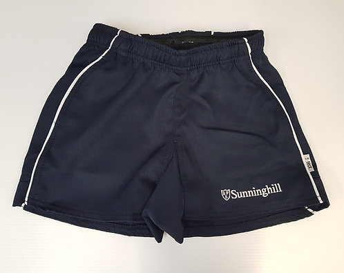 Sunninghill School New Rugby Shorts