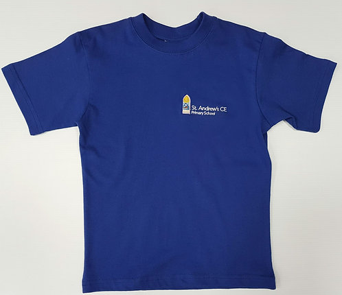 St Andrews Primary School T-shirt
