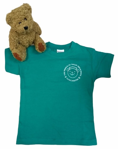 The Prince of Wales Pre-School T-Shirt