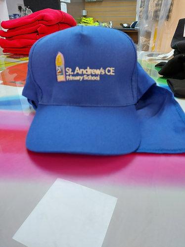 St Andrews Primary Sun Cap